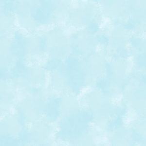 blue mottled sky cotton guess how much i love you fabric